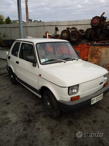 Fiat 126 anno 1986