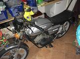 Moto Morini 125H 1978 Patente B e A1