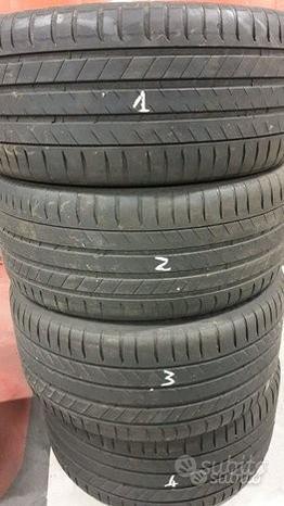 Gomme Michelin Porsche 265/45 R20 + 295/40 R20