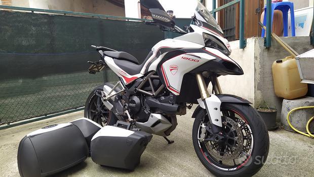 Ducati multistrada 1200 ABS accessoriato