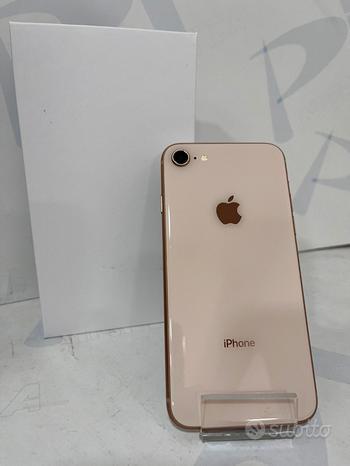 IPhone 8 64GB Gold Ricondizionato Garanzia 6 mesi
