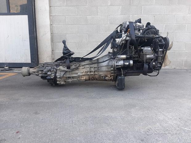 Motore e cambio Nissan Terrano 99 2700cc TD TD27H