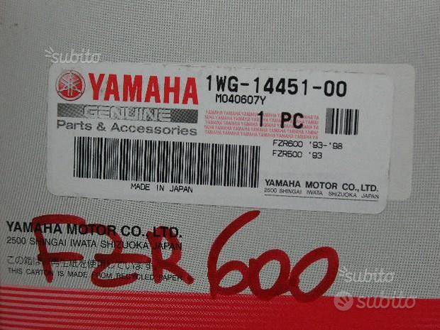 Filtro aria yamaha FZR 600 dal 1989 al 1993