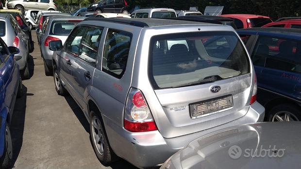 Pezzi di ricambio Subaru Forester anno 2007