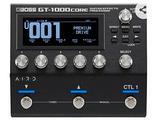 Multieffetto chitarra elettrica boss gt 1000 core