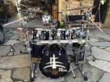 Lacuna coil batteria drum set CriZ originale
