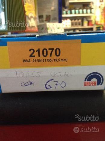 Pastiglie freno SAAB 9000