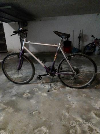 Bicicletta con cambio