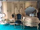 Camera da letto barocco veneziano
