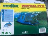 Tenda BRUNNER Vertical PT II come nuova