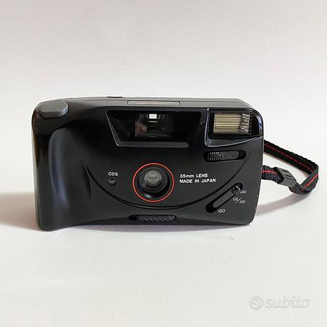 Kolimat K-490 MF 35mm Fotocamera Analogica CDS Len