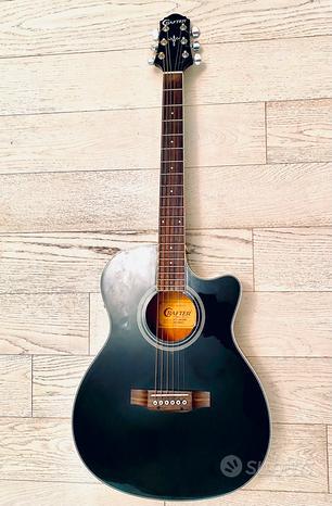 Chitarra acustica crafter htc-24eq