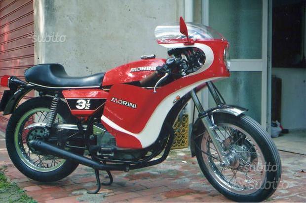 Moto Morini Altro modello - Anno71