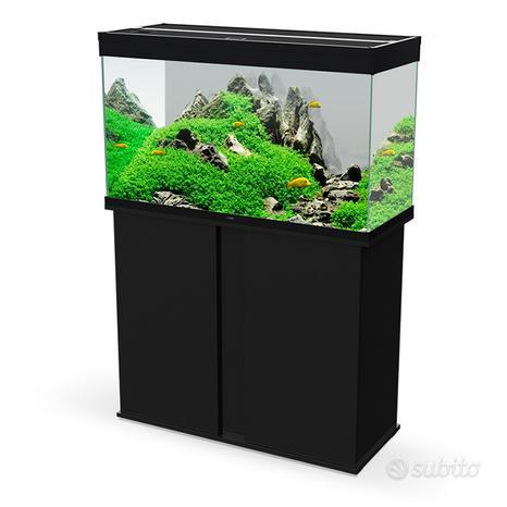 Acquario 200L LED + mobile + filtro esterno