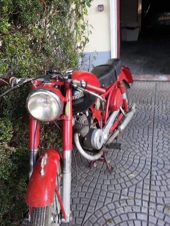 Benelli Leoncino 125cc del 1955
