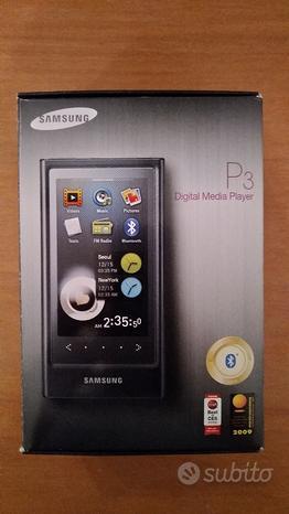 Lettore Mp3 Samsung 16GB