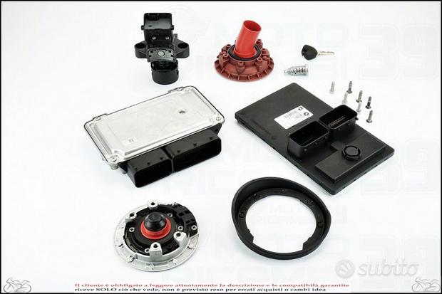 Blocchetto contatto Bmw f 650 gs 08 12