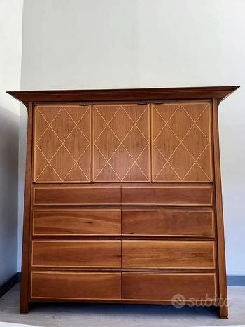 Mobile Luxury in legno