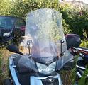 Parabrezza scooter Kymco