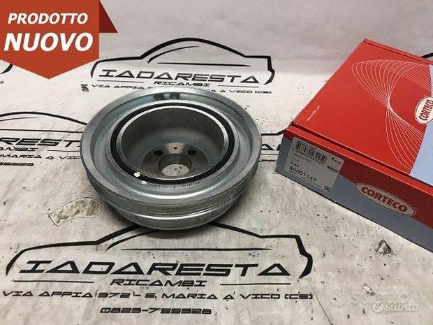 Puleggia Alberto Motore Ducato 2.3 Jtd 504012367
