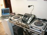 Coppia Pioneer CDJ 800MK2 più Mixer Ecler Nuo5