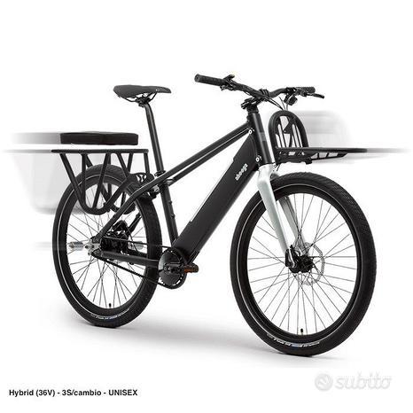 Modular bike - Ibrida (36V) - a 3 velocità