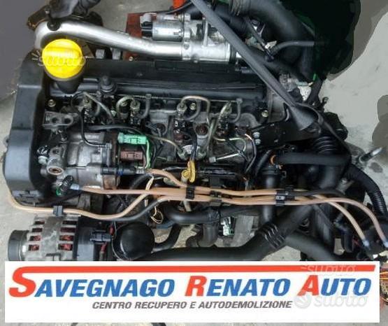 Motore Renault CLIO 1.5 DCI K9K M7 K9KM7