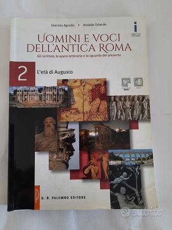 Uomini e voci dell'antica Roma volume 2