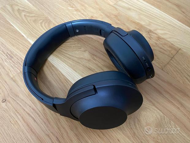 Cuffie Sony Bluetooth con Noise Cancelling