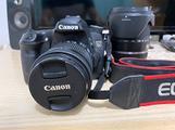 Canon EOS 70d + Tamron 16-300 + GoPro hero 5 black
