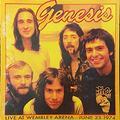 Genesis CD raro Live At Wembley Arena Italia 1989