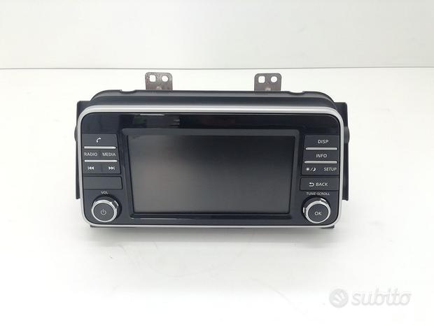 2591A5FA0B AUTORADIO NISSAN Micra Serie 1000 Benzi