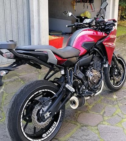 Power Titanium Black Roadsitalia Yamaha Tracer 700