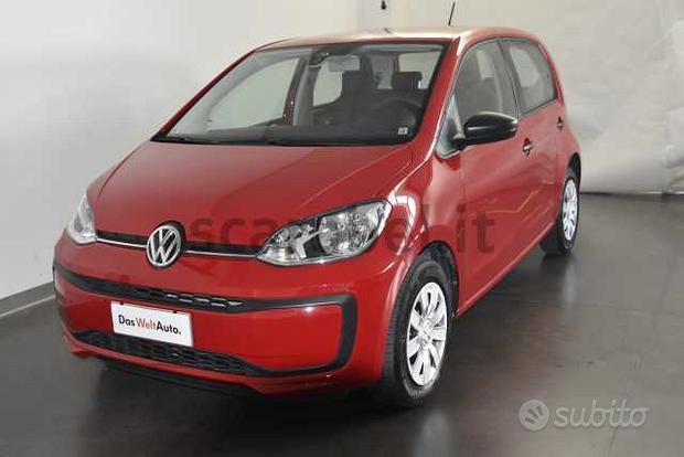 Volkswagen up! 1.0 5p. take BlueMotion Technology