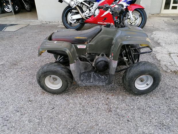 Mini quad bimbo 50 cc motore minarelli no retro
