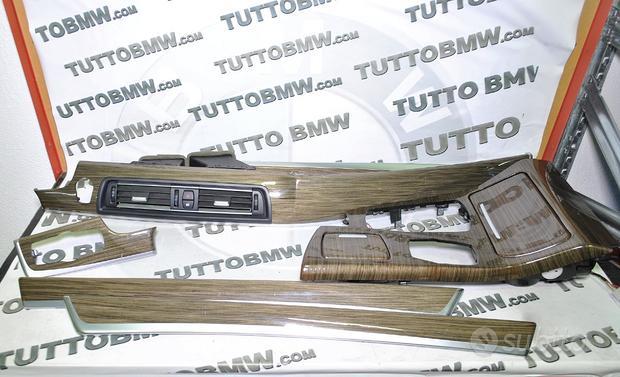 Modanature interne complete BMW