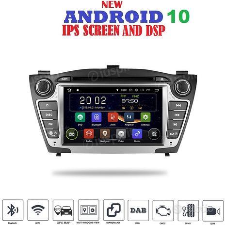 ANDROID GPS DVD autoradio navigatore Hyundai IX35