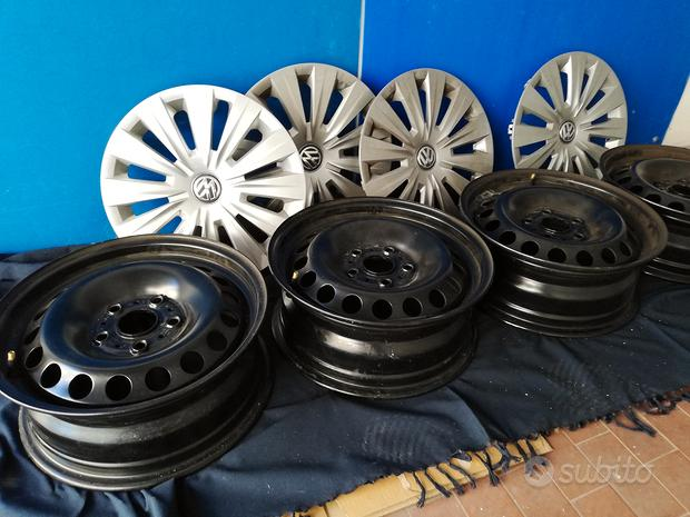 Cerchioni ferro 15 Volkswagen