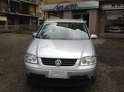 Volkswagen touran 2.0 tdi higline 140cv 111.000 km