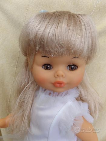 Bambola Furga meccanica ballerina anni '70