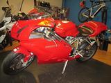 Ducati 749 - 2300