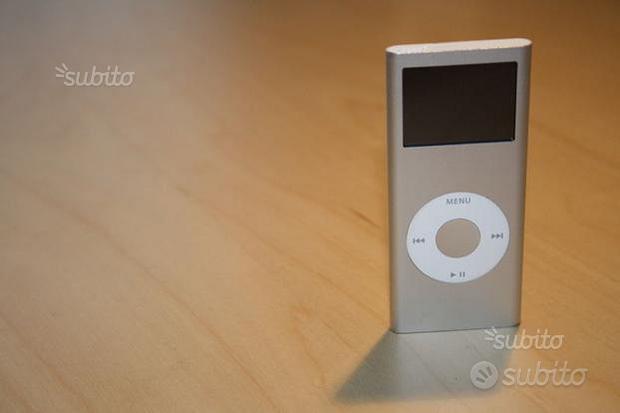 Ipod nano con speciale cover