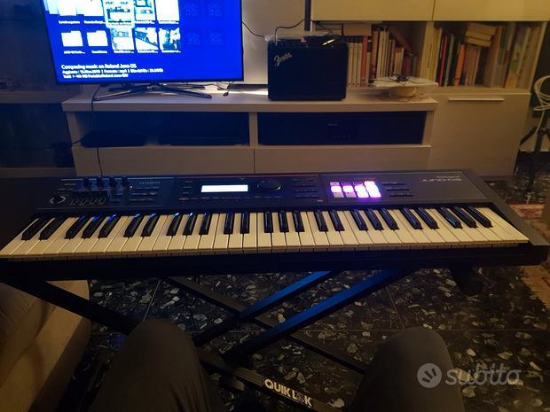 Sintetizzatore Roland Juno Ds 61 tasti
