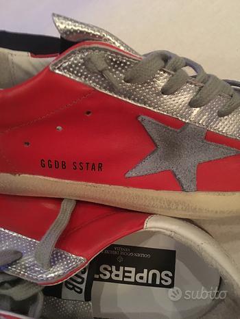 Golden goose sneaker nuove 42