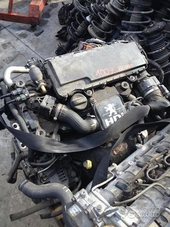 Motore 1.4 hdi peugeot 1007