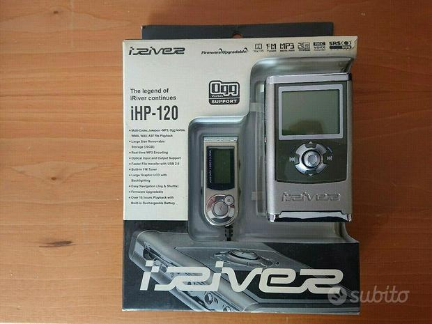 IRiver iHP120