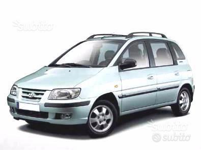 Hyundai Matrix dal 2001 al 2009 Ricambi nuovi