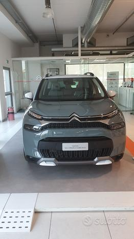 Nuovo Citroen C3 Aircross restyling