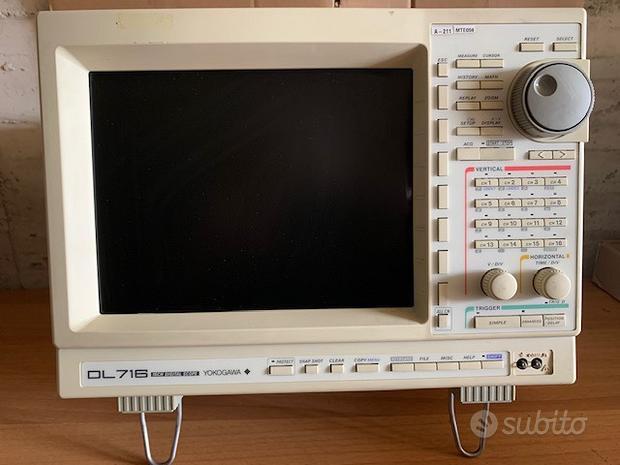 Yokogawa dl716 16ch digital scope usato