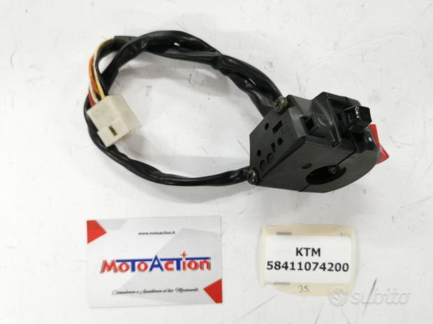 Comando Pulsante Start / Stop KTM 640 LC4 SM